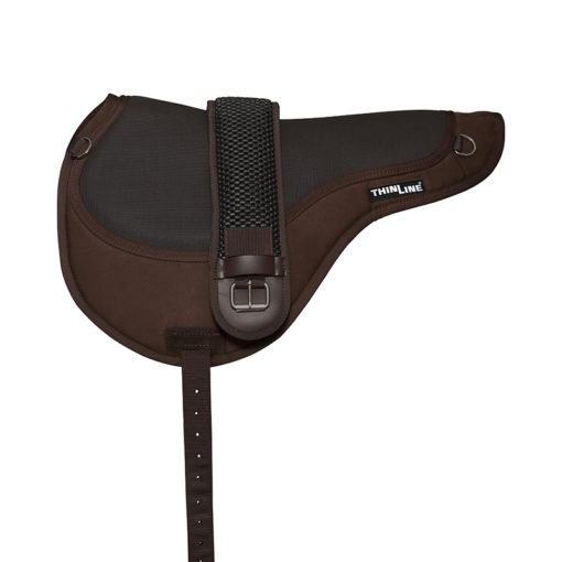 ThinLine Bareback Pad Brown