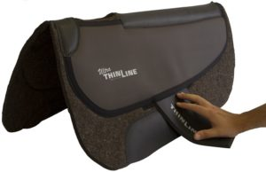 Shimmable Western Saddle Pad
