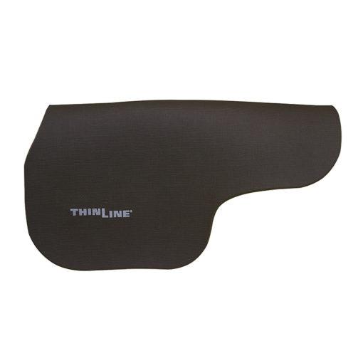 ThinLine Contoured Basic Pad Brown