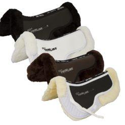 Sheepskin Comfort Half Pad
