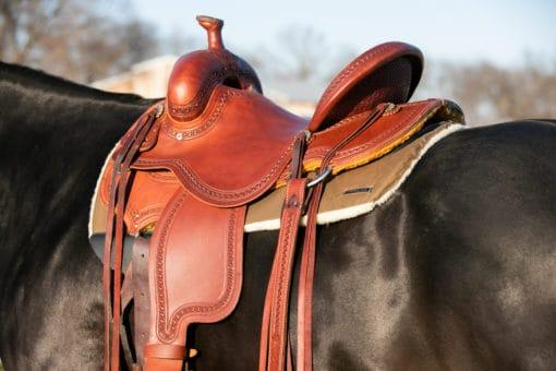 Endurance Waxed Saddle Pad