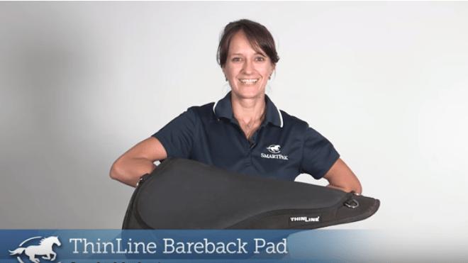 SmartPakBarebackPad